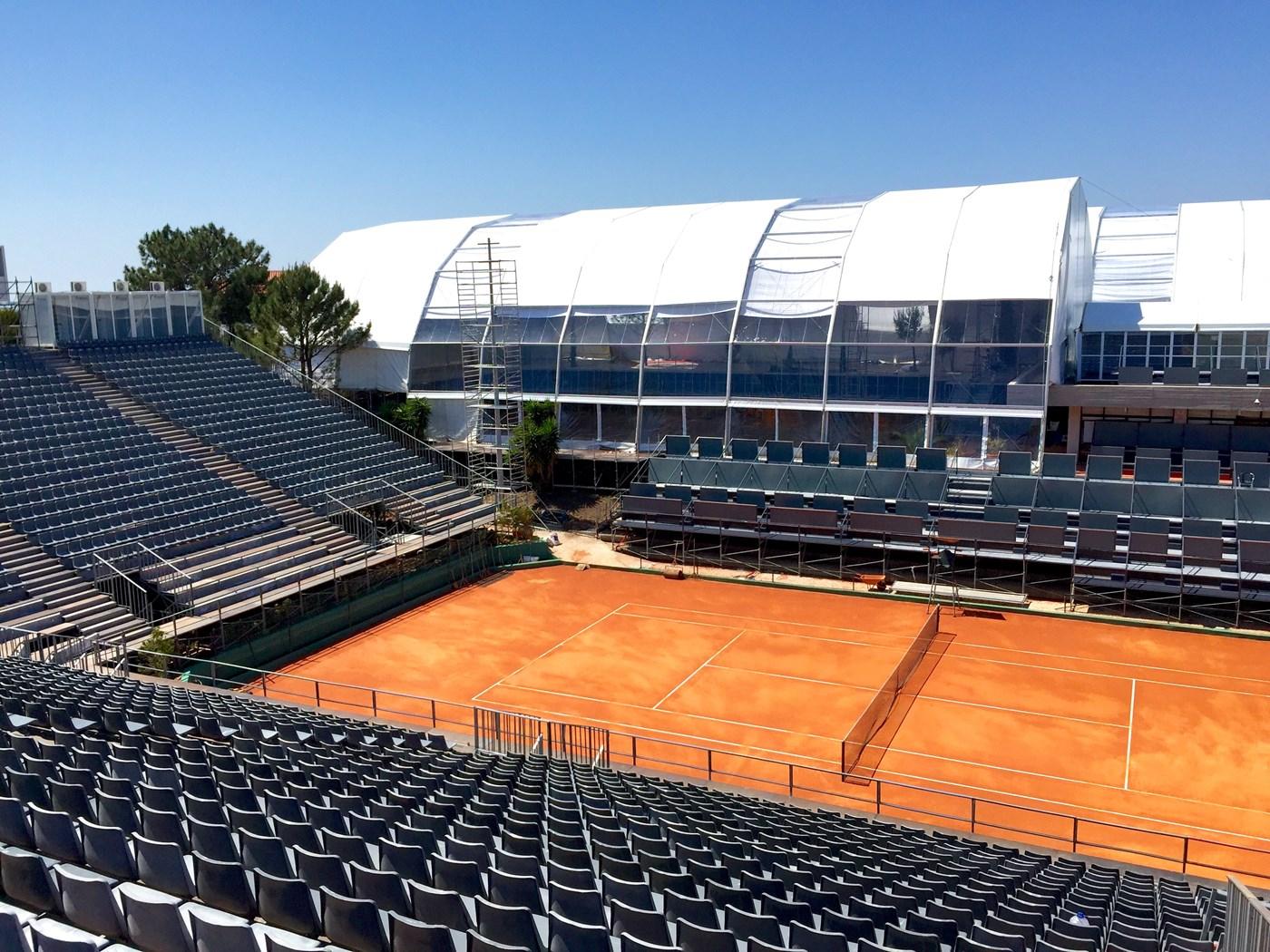 O futuro Estádio Millennium já está quase pronto!